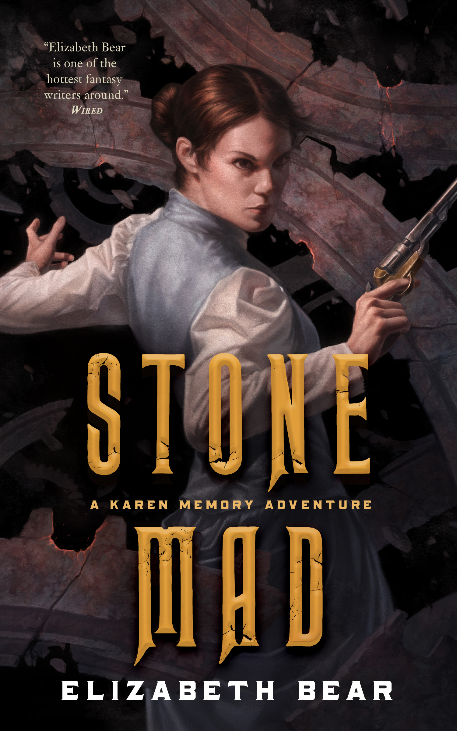 Stone Mad Book Cover - Click to open New Releases panel