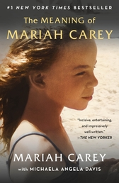 The Meaning of Mariah Carey Book Cover - Click to open New Releases panel