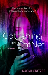 Catfishing on CatNet Book Cover - Click to open New Releases panel