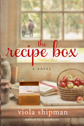 The Recipe Box Book Cover - Click to open Coming Soon panel