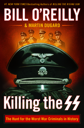 Killing the SS Book Cover - Click to open Henry Holt panel