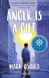 Anger Is a Gift Book Cover - Click to open Top Sellers panel