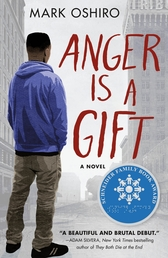 Anger Is a Gift Book Cover - Click to see book details