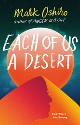 Each of Us a Desert Book Cover - Click to open New Releases panel