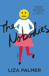 The Nobodies Book Cover - Click to open New Releases panel