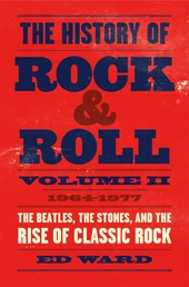 The History of Rock & Roll, Volume 2 Book Cover - Click to open New Releases panel