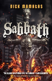Sabbath Book Cover - Click to open New Releases panel