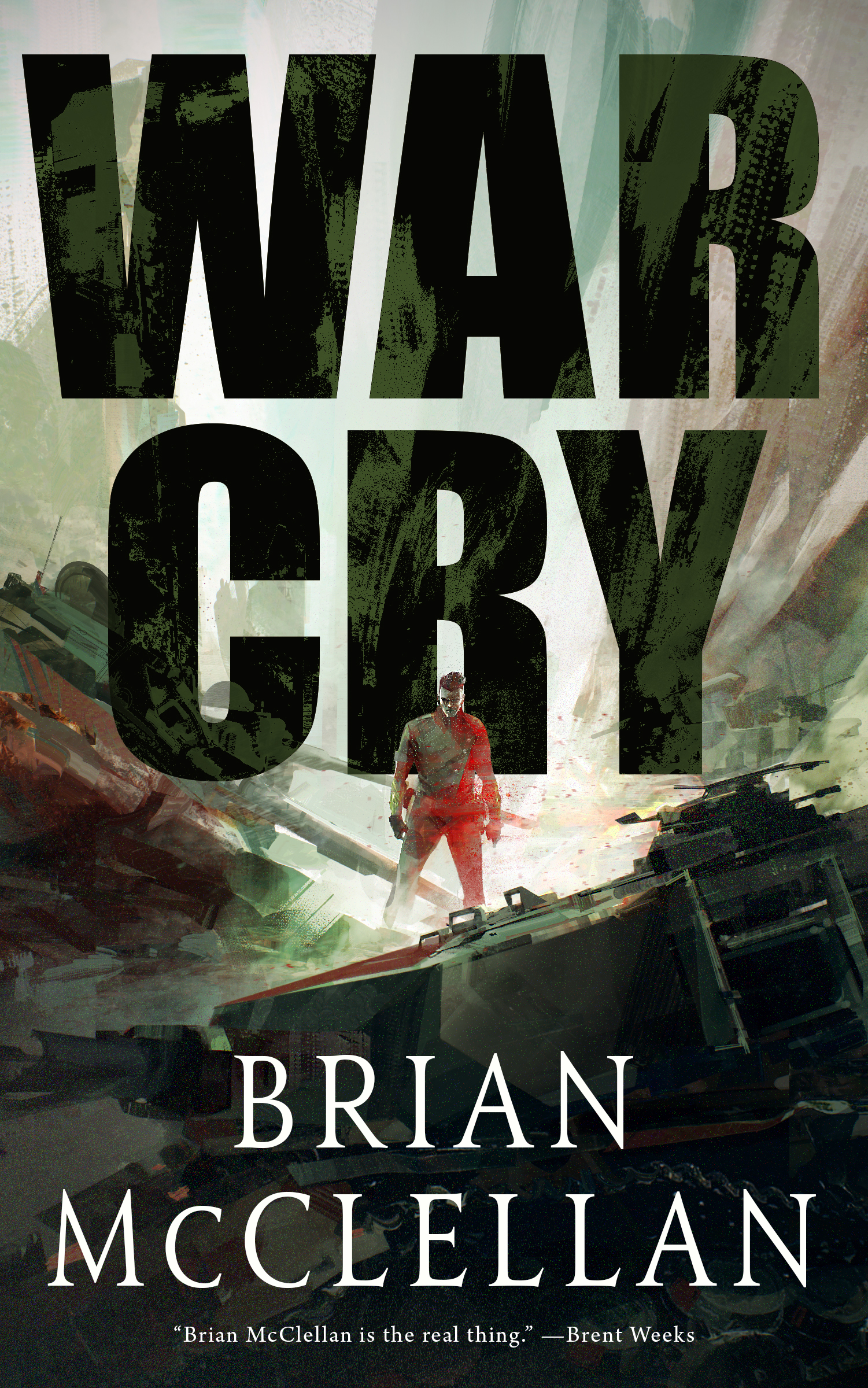 War Cry Book Cover - Click to open Top Sellers panel