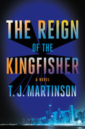The Reign of the Kingfisher Book Cover - Click to open Coming Soon panel