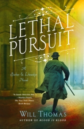 Lethal Pursuit Book Cover - Click to open New Releases panel