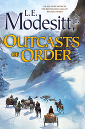 Outcasts of Order Book Cover - Click to open New Releases panel