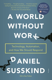 A World Without Work Book Cover - Click to open New Releases panel