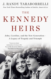 The Kennedy Heirs Book Cover - Click to open New Releases panel