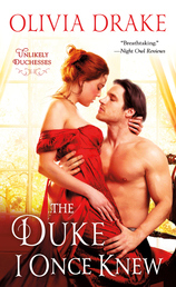The Duke I Once Knew Book Cover - Click to open Top Sellers panel