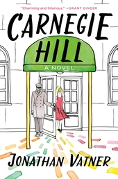 Carnegie Hill Book Cover - Click to open Coming Soon panel