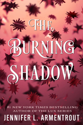 The Burning Shadow Book Cover - Click to open Top Sellers panel