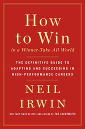 How to Win in a Winner-Take-All World Book Cover - Click to open Coming Soon panel