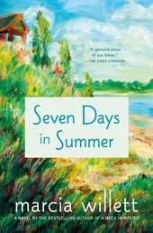 Seven Days in Summer Book Cover - Click to open Coming Soon panel