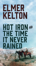 Hot Iron and The Time It Never Rained Book Cover - Click to open Top Sellers panel