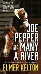Joe Pepper and Many a River Book Cover - Click to open Top Sellers panel