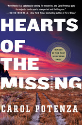 Hearts of the Missing Book Cover - Click to open New Releases panel