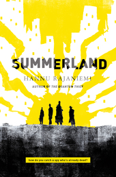 Summerland Book Cover - Click to open Coming Soon panel
