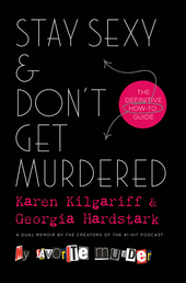 Stay Sexy & Don't Get Murdered Book Cover - Click to open Top Sellers panel