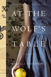 At the Wolf's Table Book Cover - Click to open Top Sellers panel