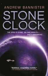Stone Clock Book Cover - Click to open Top Sellers panel