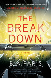 The Breakdown Book Cover - Click to open New Releases panel