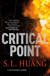 Critical Point Book Cover - Click to open Top Sellers panel