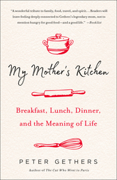 My Mother's Kitchen Book Cover - Click to open New Releases panel