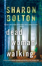 Dead Woman Walking Book Cover - Click to open New Releases panel