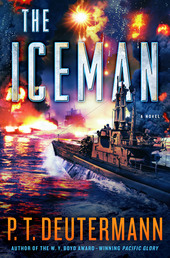 The Iceman Book Cover - Click to open Coming Soon panel