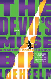 The Devil's Muse Book Cover - Click to open New Releases panel