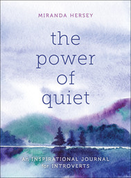 The Power of Quiet Book Cover - Click to open Coming Soon panel