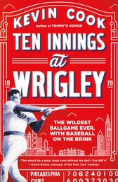 Ten Innings at Wrigley Book Cover - Click to open Henry Holt panel