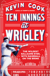 Ten Innings at Wrigley Book Cover - Click to open Top Sellers panel