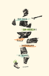 To Die in Spring Book Cover - Click to open New Releases panel