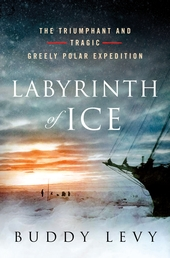 Labyrinth of Ice Book Cover - Click to open Latest Guides panel