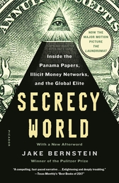 Secrecy World Book Cover - Click to open New Releases panel