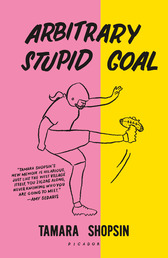 Arbitrary Stupid Goal Book Cover - Click to open New Releases panel