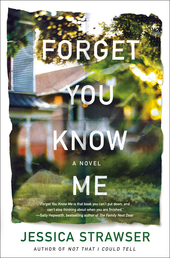 Forget You Know Me Book Cover - Click to open Latest Guides panel