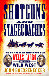 Shotguns and Stagecoaches Book Cover - Click to open Coming Soon panel