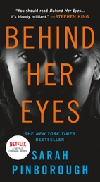 Behind Her Eyes Book Cover - Click to open Coming Soon panel