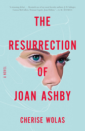 The Resurrection of Joan Ashby Book Cover - Click to open Coming Soon panel