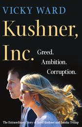 Kushner, Inc. Book Cover - Click to open Top Sellers panel