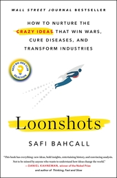 Loonshots Book Cover - Click to open Top Sellers panel