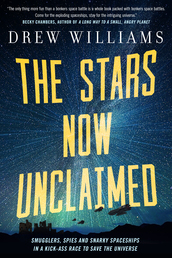 The Stars Now Unclaimed Book Cover - Click to open Coming Soon panel