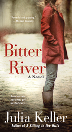Bitter River Book Cover - Click to open Coming Soon panel